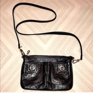 Marc by Marc Jacobs Black Small Crossbody Bag
